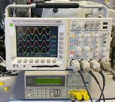 Tektronix Tds3054b 4 Ch Dpo Oscilloscope 500mhz 5gsas 3gv Trg Fft
