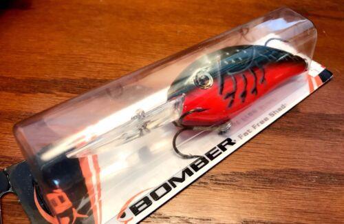 Bomber sans gras SHAD Fishing Lure-Choix De Couleur /& Taille un paquet