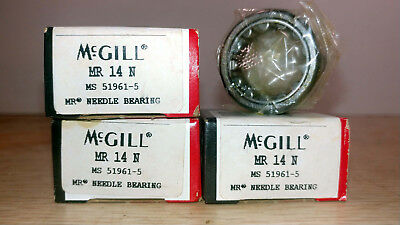NIB McGILL Precision Bearing   MR 10 N      MR-10-N