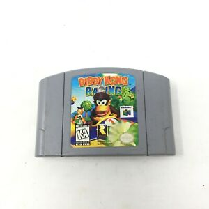 Diddy-Kong-Racing-Nintendo-64-N64-Game-Cartridge-Authentic-Tested