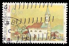 "CROATIA 279 - Liberated Towns ""View of Glina"" (pf36447)"