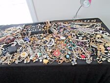 Huge Vintage Estate 315+ Pieces Jewelry Collection Variety Grand Lot LQQK