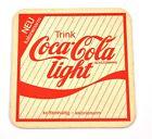 COCA-COLA luz COKE POSAVASOS BASE COASTER Alemania