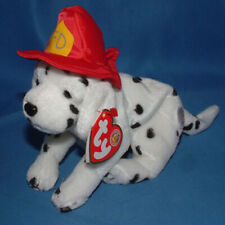 MWMT Ty Beanie Baby Fireplug Dog Fireman BBOM 2004