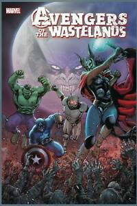 Avengers-Of-The-Wastelands-3-Of-5-2020-Marvel-Comics-First-Print-Ryp-Cover