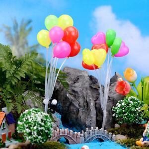 Figurine-Fairy-Miniaturen-Garten-Ornament-Ballon-Figur-Mini-Pflanze-Dekoration