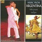 Instituto el Cimarron - Music from Argentina (Folk Music & Tango)