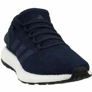 adidas-Pureboost-Casual-Running-Shoes-Navy-Mens-Size-11-D