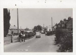 Church Road Snape Suffolk Vintage RP Postcard 768a - Aberystwyth, United Kingdom - Church Road Snape Suffolk Vintage RP Postcard 768a - Aberystwyth, United Kingdom