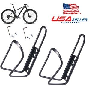 MTB Mountain Bike Water Bottle Holder Cycling Kettle Cage Bicycle Drink Cup Rack