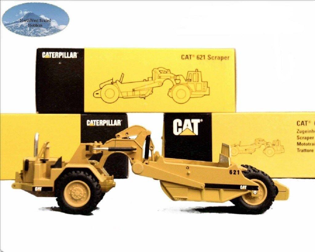 Nzg Caterpillar 621 Raspador jubilado nzg122 1/50