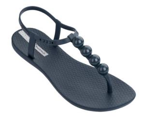 d19f4caf5ab Ipanema Women`s Flip Flops Pearl Sandal Blue Brazilian T Strap ...