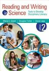 Reading and Writing in Science: Tools to Develop Disciplinary Literacy by Douglas Fisher, Maria C. Grant, Diane Lapp (Paperback, 2015)