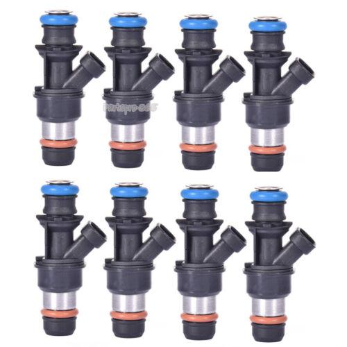 8x Fuel Injectors for Silverado Suburban 5.3 6.0 4.8L 17114503 12574927 25320288