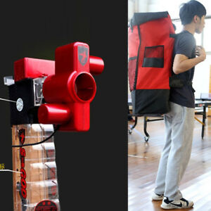 Table-Tennis-Robot-Bag-Ping-Pong-Training-Machine-Backpack-Knapsack