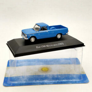 IXO-Fiat-1500-Multicarga-1965-Pick-Up-1-43-Diecast-Models-Collection
