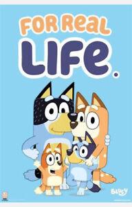 BLUEY-FAMILY-FOR-REAL-LIFE-POSTER-BANDIT-CHILLI-BINGO-91-x-61-cm-36-034-x-24-034