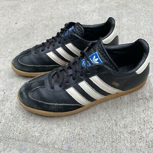 Details about Vintage Adidas Samba 80 RARE Used Indoor Soccer Shoes Mens Sz 12