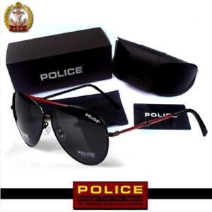 6385c5372214 Men s Polarized Retro Driving Aviator Outdoor Sunglasses Glasses ...