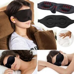 New-3D-Memory-Foam-Padded-Shade-Cover-Sleeping-Blindfold-Travel-Sleep-Eye-Mask