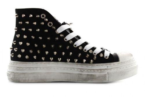 Gioselin A20s zapatillas altas 1385 BLACK