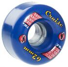 KRYPTONICS Cruzero - Azul Ruedas De Skate 62mm / 78a - Kryptonic / Kryptos