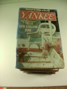 Lot-of-30-Yankee-Magazines-Back-Issues-from-the-1990-039-s