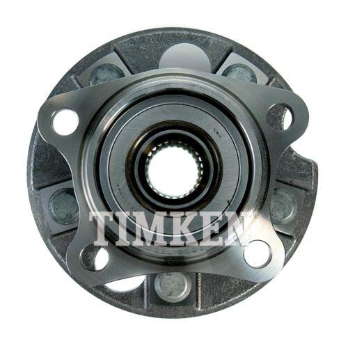 Wheel Bearing and Hub Assembly-AWD Rear Timken HA590338