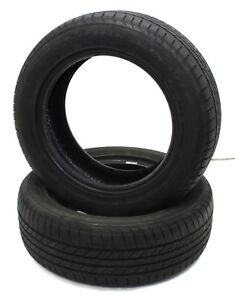 2x-Sommerreifen-Goodyear-EfficientGrip-205-60-R16-92W-Dot-2013-6-2-mm-Reifen