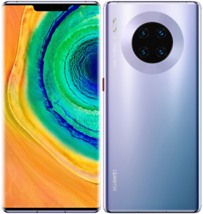 """Huawei Mate 30 Pro 6.53"""" 256GB+8GB Dual Sim Space Silver Smartphone Nuovo Italia"""