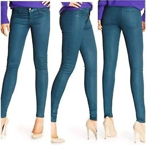 cc5cf6ba3e8471 New GUESS by Marciano Jegging No. 64 - Supershine Coated Wash jeans ...