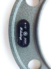Mitutoyo 4 5 103 219a Outside Caliper 0001