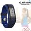 Garmin-Vivosmart-HR-GPS-HRM-Activity-Tracker-Black-Purple-Blue-Black-XL thumbnail 19
