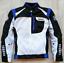 Men-039-s-Classic-Speed-Block-Jacket-Motorcycle-Sportbike-Bike-Black-FOR-Yamaha thumbnail 2