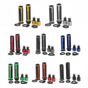 Handle-Bar-Hand-Grips-Set-For-Ducati-Monster-821-620-696-750-796-900-1000-1100