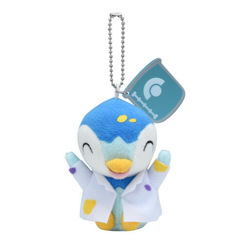 Pokemon Center Original Mascot doll Science type Piplup JAPAN OFFICIAL