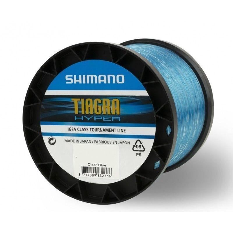 FILO TRAINA SHIMANO TIAGRA HYPER TROLLING IGFA Ø 0,86mm LB80 Metri 1000