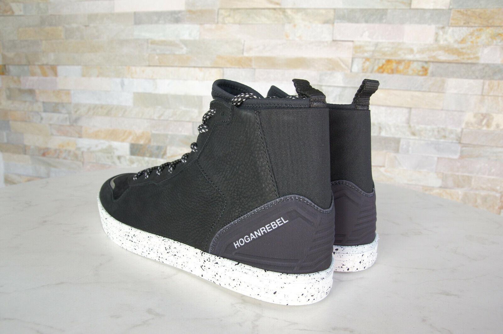 HOGAN 11 45,5 45,5 45,5 High Top scarpe da ginnastica normalissime Nuovo Scarpe Nero ehemuvp   una vasta gamma di prodotti    Uomini/Donne Scarpa  6fa3c3