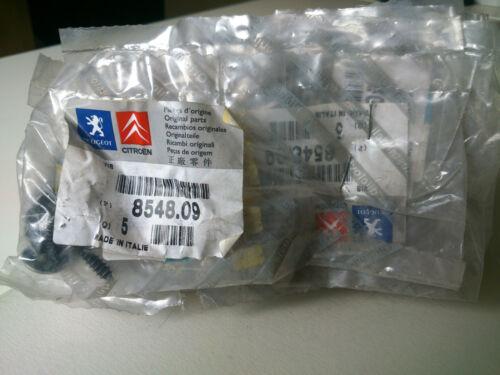 New Genuine 854809 Citroen Relay 3 Nemo Peugeot Boxer 3 BIPPER Screws 5pk