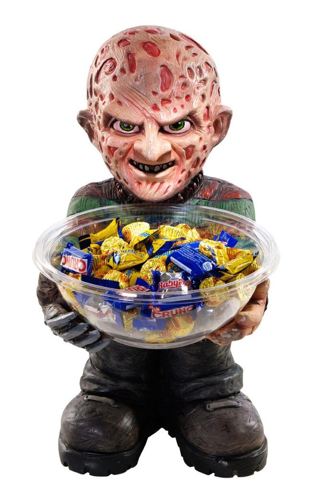 Una pesadilla en Elm Street Frojody Krueger Candy Tazón Soporte Estándar