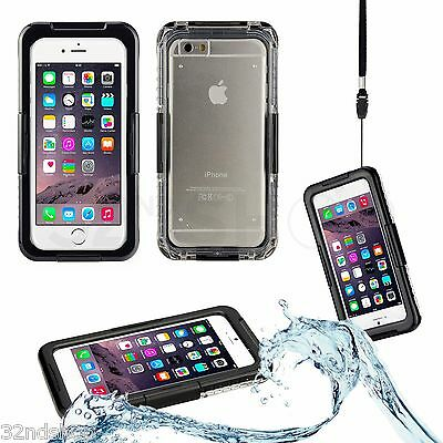 6 FOOT WATERPROOF SHOCKPROOF DIRTPROOF CASE COVER FOR ALL Apple IPHONE Models