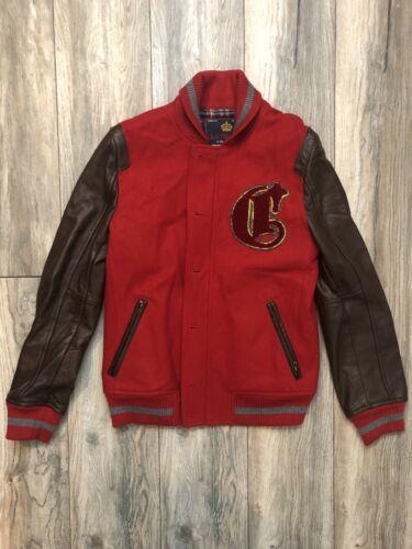 Comme Ca Commune Baseball Jacket Letterman Style I