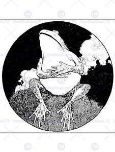 FROG-HEATH-ROBINSON-ART-PRINT-POSTER-PICTURE-HP324