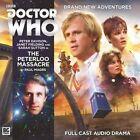 Doctor Who Main Range 210 - The Peterloo Massacre by Paul Magrs (CD-Audio, 2016)