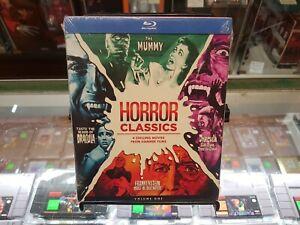 Blu-Ray-Hammer-Horror-Classics-Volume-One-SEALED
