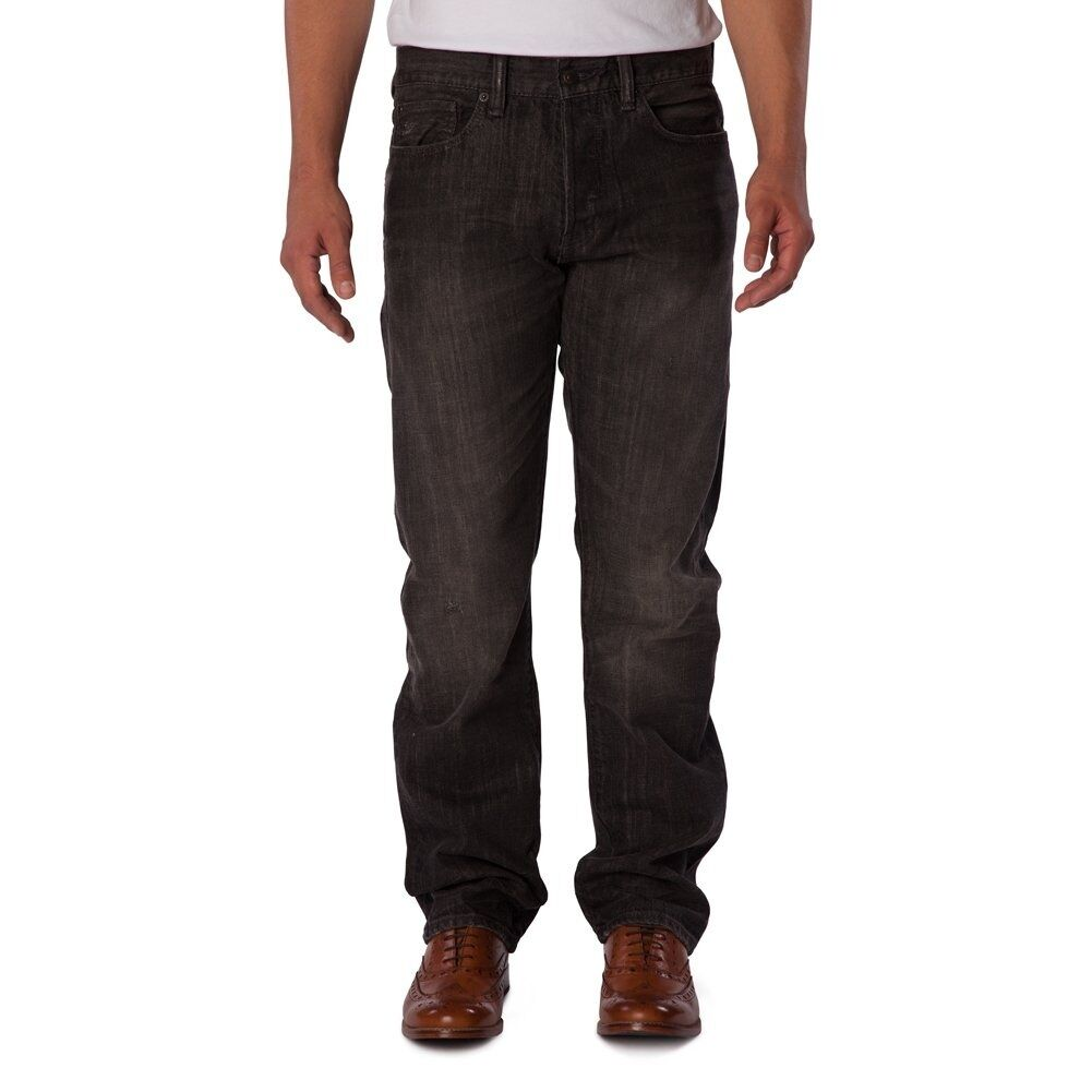 Ralph Lauren - Denim & Supply Mens Straight Fit Lincoln Rinse Jean