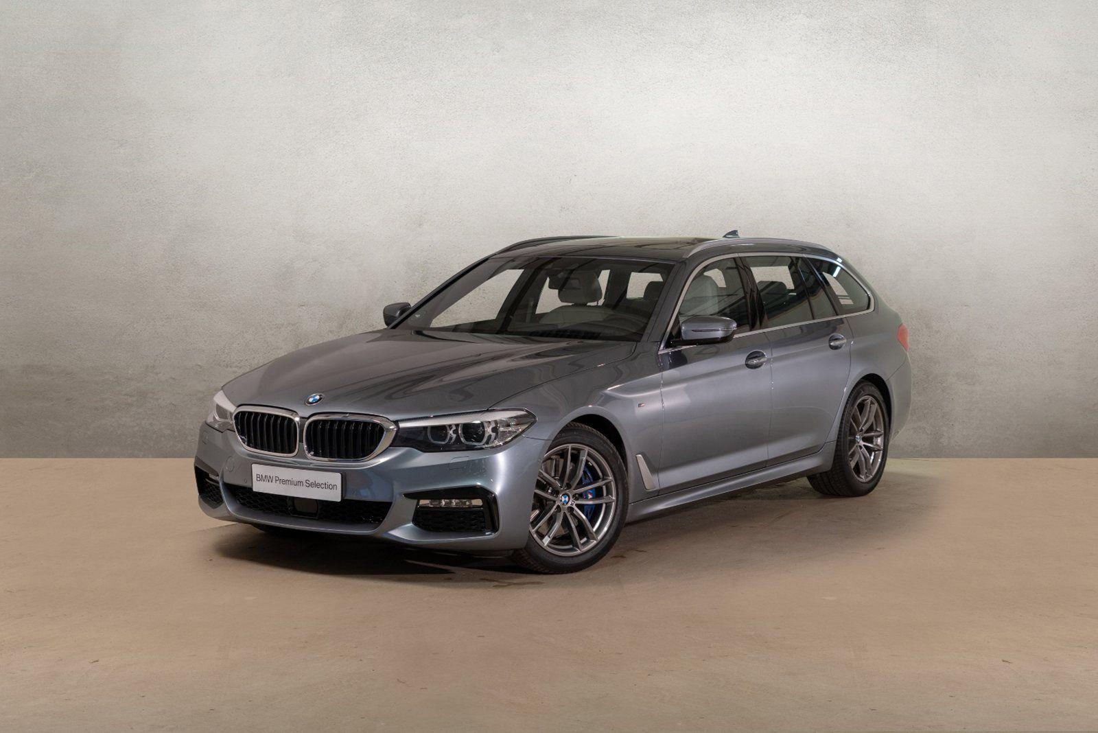 BMW 530i 2,0 Touring aut. 5d - 750.000 kr.