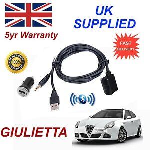 Para-Alfa-Romeo-Giulietta-Musica-Bluetooth-Streaming-Modulo-amp-1-0A