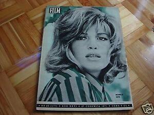 Monica Vitti cover Polish mag FILM 1971 - Pyszkowo, Polska - Monica Vitti cover Polish mag FILM 1971 - Pyszkowo, Polska