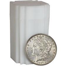 Pre-1921 Morgan Silver Dollars BU (Lot Of 20, Random Years)